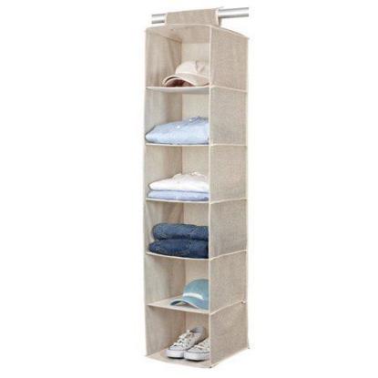 Picture of Interdesign Axis Sweater Organizer - 6 Shelf