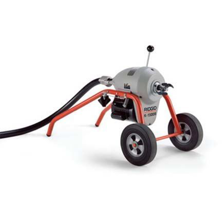 Ridgid K1500A Sectional Drain Cleaning Machine 230V 50/60Hz の画像