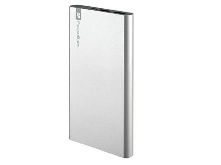 GP Batteries Fast Track 10000mAh - Silver の画像