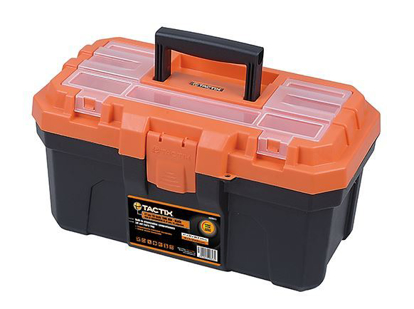 Picture of Tactix Plastic Tool Box 19.5 ""