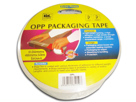KL & LING Int Inc Packaging Tape KIOPLCLR の画像