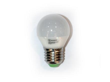 Westinghouse LED Bulb G45 - 1 watt, 80 Lumens の画像