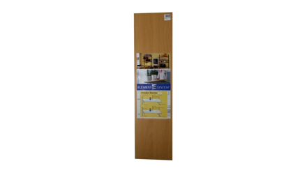 Element System Wooden Shelving 800mm X 200mm - Beech의 그림