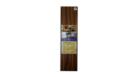 Element System Wooden Shelving 800mm X 200mm - Teak の画像