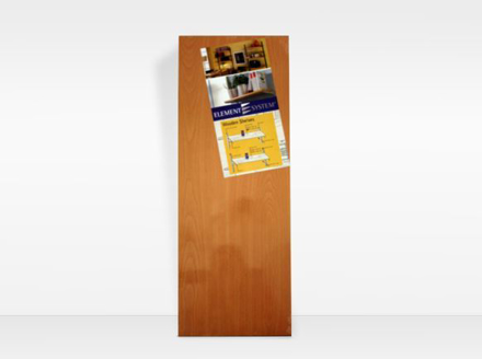 Element System Wood Shelving 250mm Stipple Beech의 그림