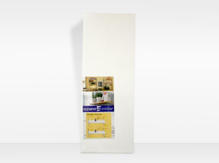 Element System Wood Shelving 300mm Stipple White의 그림
