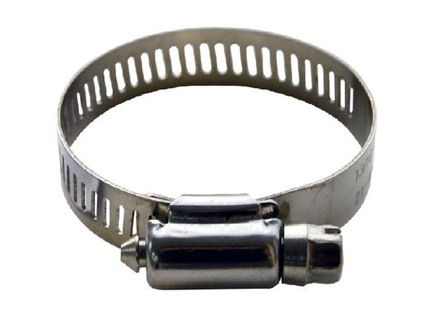 Hose Clamp Stainless - Inch Size의 그림