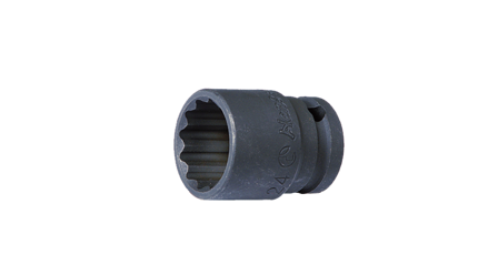 Hans 12 Point Impact Socket - Metric Size - 84402M の画像