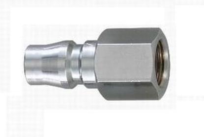 "Picture of THB 1/2"" Zinc Quick Coupler Plug - Female End"