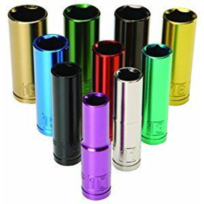 Picture of Lotus Colorful Deep Socket - LDSW010D