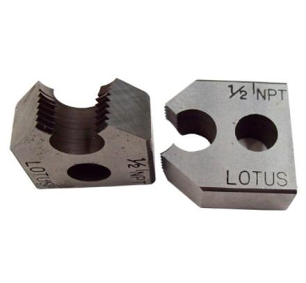 Lotus Die Set Rex Type NPT - LTED2R114 の画像