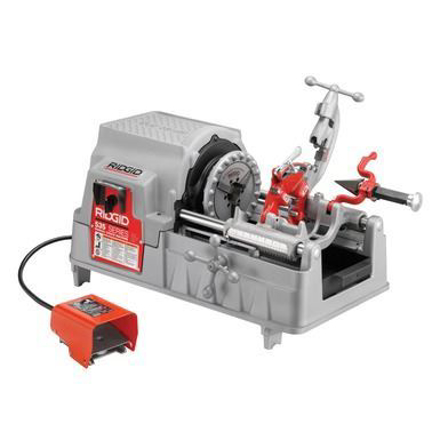 Ridgid Pipe & Bolt Threading Machine Model 535 の画像