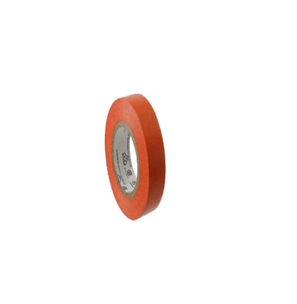 3M TARTAN ELECTRICAL TAPE ORANGE 19MM X 6M の画像