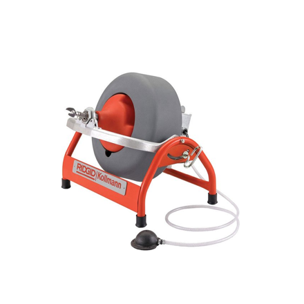 "Ridgid K-3800 Machine W/ C-32, 3/8"" X 75' Cable の画像"