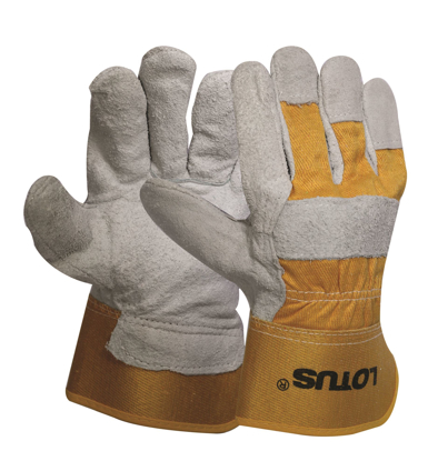 Picture of Lotus LWG214 Welding Gloves (Red)