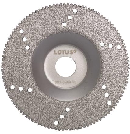 Lotus LDC100GC TI Coated Diamond C/G Disc の画像