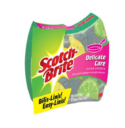 Picture of 3M Scotch Brite Scrub Sponge Delicate Care