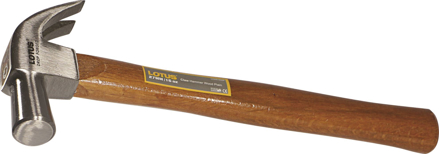 Lotus Claw hammer Wood Plain Face の画像