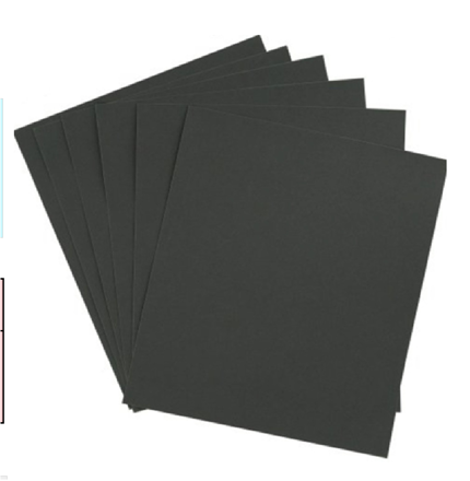 3M SANDPAPER SHEETS GRIT 360 の画像