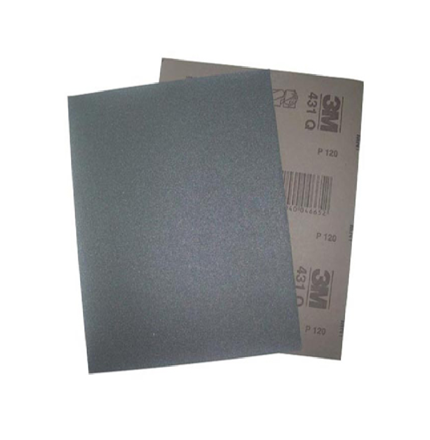 3M Sandpaper Wet or Dry - G120 の画像