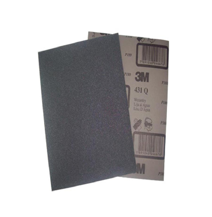 3M Sandpaper Wet or Dry G180 の画像