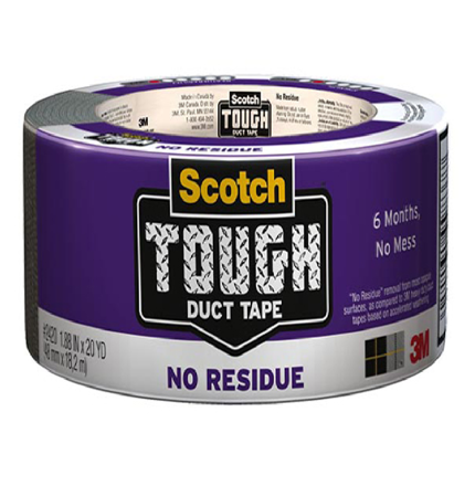 3M Duct Tape Tough No Residue 20YD의 그림