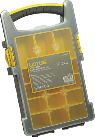 Lotus LTPO8500 Parts Organizer (VERTICAL) の画像