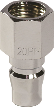 Lotus LPF20S Quick Coupler Plug Female の画像