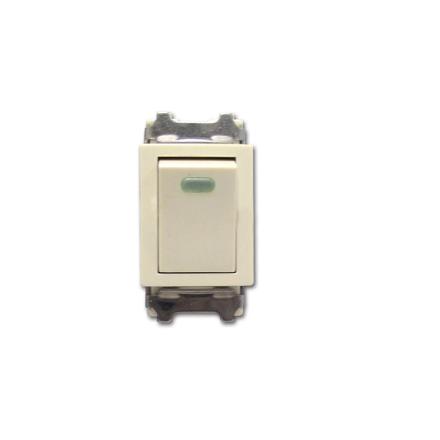 Royu 1 Way Switch with LED  (Classic) RCS7의 그림