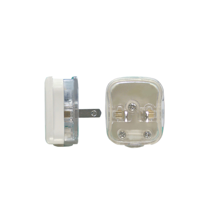 Firefly Deluxe Plug with Transparent Button FEDPL107 の画像