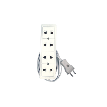 Firefly 4 Gang 2-Pin Convenience Outlet ECSFO404 の画像