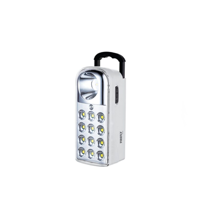 Firefly 12 LED Handy Lamp with Torch Light &Mobile Phone Charger FEL538 の画像
