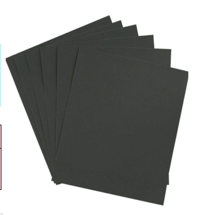 3M SANDPAPER SHEETS GRIT 320 の画像