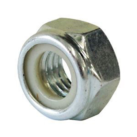 304 Stainless Steel Lock Nut Inches Size の画像