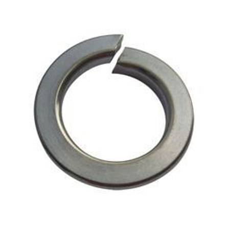 304 Stainless Steel Lock Washer- Inches Size, STLW-INCHES の画像