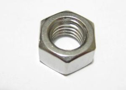 316 Stainless Steel Hex Nuts Inches Size の画像