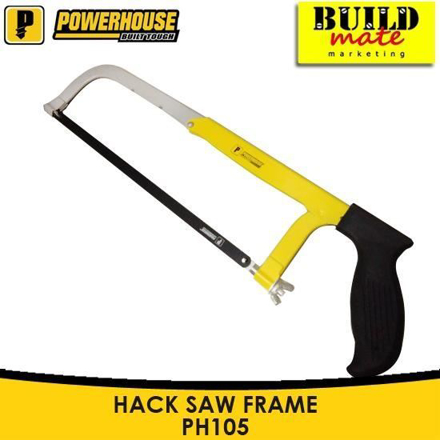 Powerhouse Hacksaw Frame PH105 の画像