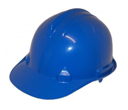 Picture of Powerhouse Abs Plastic Safety Helmet H.D Blue
