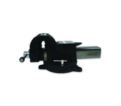 Picture of Stanley Cast Steel Bench Vise With Anvil 81-603-1-22