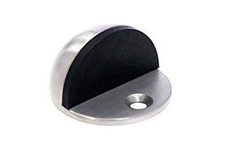 Powerhouse Half Moon Dome Door Stopper Zinc PH-DS001 の画像