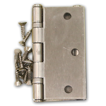Powerhouse 2- Ball Bearing Hinges Stainless US32D の画像