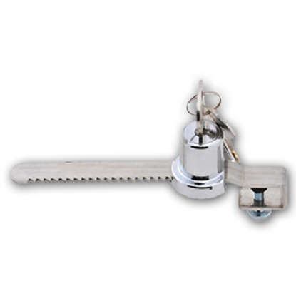 Picture of Powerhouse Glass Door Lock  11095