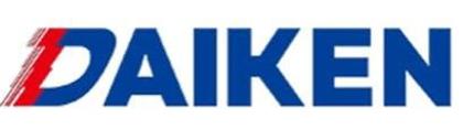 ブランド Daiken 用の画像