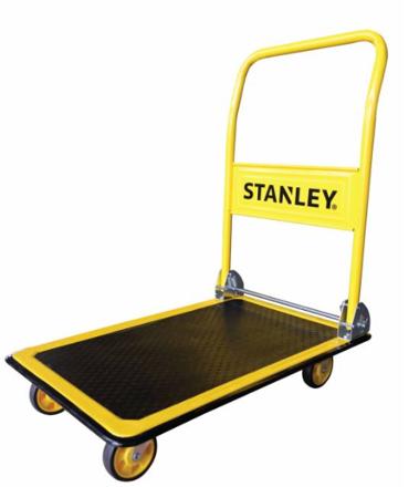 Stanley Steel Platform Truck STSXWTDPC528의 그림