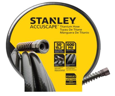 Stanley Garden Hose Titanium STBDS6623 の画像