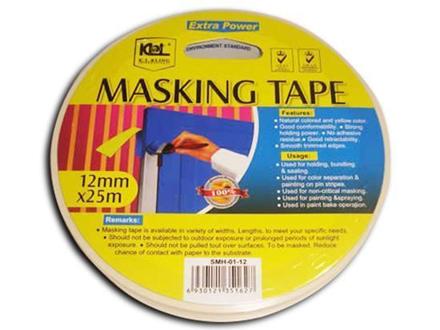 KL & LING Int Inc Masking Tape, KISM0124 の画像