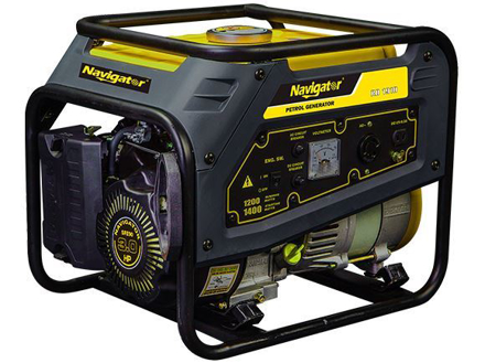 Navigator Unleaded Gasoline Generator, NVRD3910E の画像