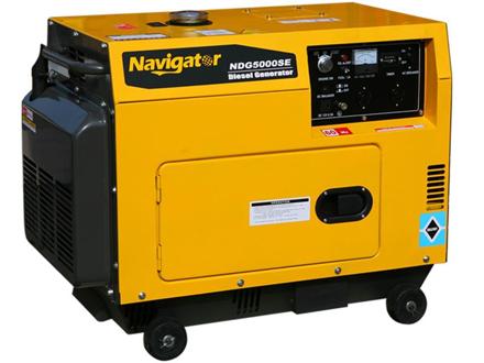 Navigator Diesel Generator, NVNDG5000SE の画像