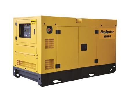 Navigator Ultra Silent Generator NDG26S の画像