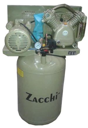 Zacchi Vertical Type Air Compressor ZAC-200V の画像